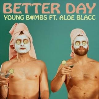 Young Bombs, Aloe Blacc