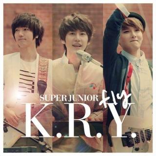 Super Junior K.R.Y