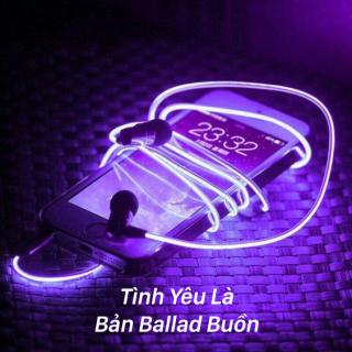 Tình Yêu Là Bản Ballad Buồn - Various Artists