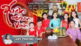Xuân Đoàn Viên - Lady Phương Thùy, Various Artists