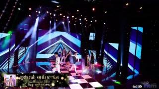 Liên Khúc Đêm Cuối, Hai Bàn Tay Trắng (Remix) - Đan Phương