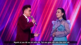 Trách Người Trong Mộng - Lưu Ánh Loan, Khưu Huy Vũ