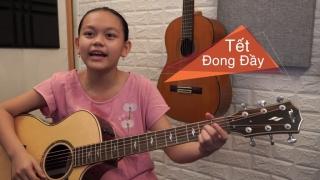 Tết Đong Đầy (Cover) - Bé Bào Ngư