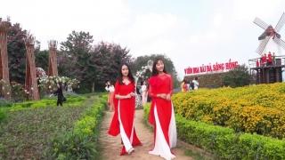 Cánh Thiệp Đầu Xuân - Khánh An, Vân Anh