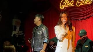 Taxi (Live) - Hamlet Trương, Phạm Quỳnh Anh