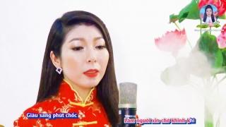 Giàu Nghèo Cùng Chung Biển Khổ (Karaoke) - Kim Linh