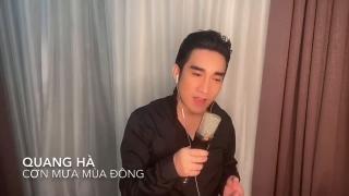 Cơn Mưa Mùa Đông (Live) - Quang Hà