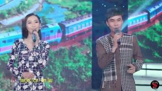 Tàu Anh Qua Núi (Remix) - Trường Sơn, Kim Thư