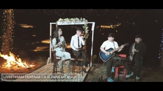 Con Đường Xưa Em Đi (Livestream) - Trần Mỹ Ngọc, Phan Anh Quân