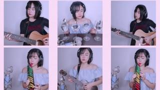 Renai Circulation (Cover) - Thái Trinh