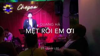 Mệt Rồi Em Ơi (Live) - Quang Hà
