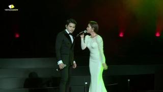 Em Xa Theo Bình Yên (Live) - Quốc Thiên, Uyên Linh