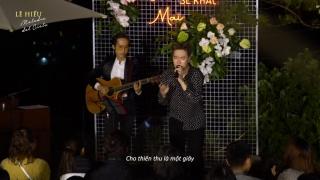 Yêu Em Dài Lâu (Live) - Lê Hiếu