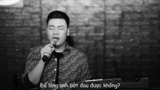 Để Dành Nước Mắt (Liveshow) - Hamlet Trương