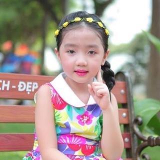 Bé Bảo Châu