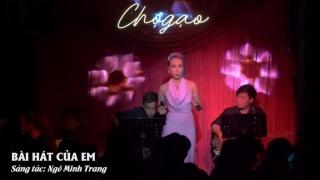 Bài Hát Của Em (Minishow) - Uyên Linh