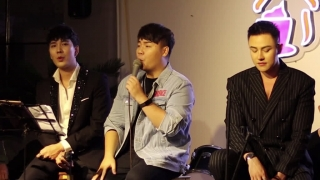 Bụi Bay Vào Mắt (Live) - Hamlet Trương