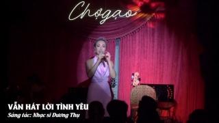 Vẫn Hát Lời Tình Yêu (Live) - Uyên Linh
