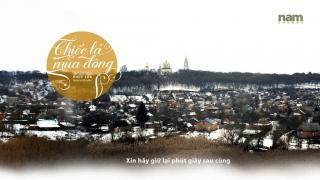 Chiếc Lá Mùa Đông (MV Lyric) - Phạm Hoài Nam