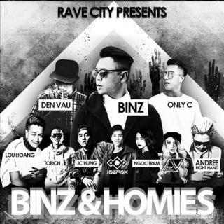 BINZ & HOMIES - Various Artists