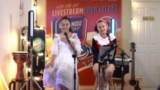 Thương Ca Tiếng Việt (Guitar Acoustic) - Bé Bào Ngư, Bé Tuyết Vy