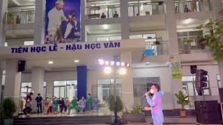 Đến Những Nơi Đang Cần Chúng Ta (Live Cổ Động) - Nguyễn Phi Hùng