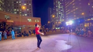 Dáng Em (Remix) (Live Cổ Động) - Nguyễn Phi Hùng
