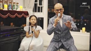 Diệu Vợi Tình Chúa Thương Con (Livestream) - Phan Đinh Tùng, Bé Noel