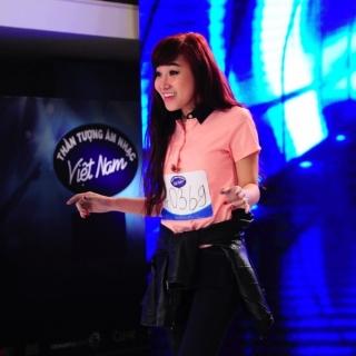 Thuỷ Tiên (VN Idol 2015)