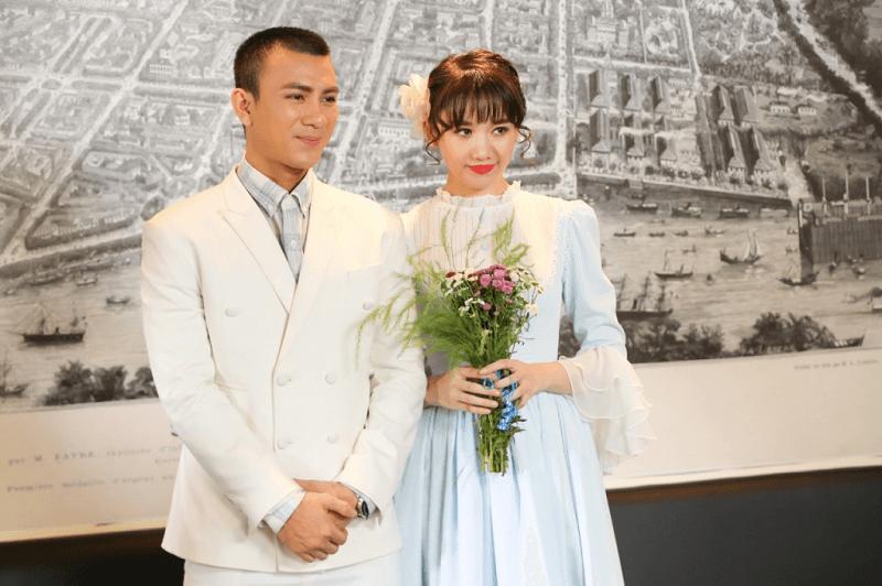 """Hari Won khoe giọng chuẩn Việt trong MV """"Là cả bầu trời"""" 1"""